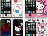 批发 iphone5S手机保护膜卡通膜 苹果5高清贴膜 彩膜 5