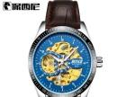 钢带表带机械表时尚全自动镂空机械男士手表