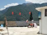 南寶山木梯羌寨羌緣紅農莊