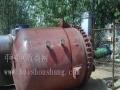 保定反应釜回收-回收二手反应釜-废旧反应釜回收