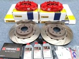 成都寶馬新3系剎車改裝方案提升剎車性能英國AP剎車