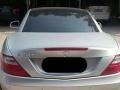 奔驰SLK级2011款 SLK 200 1.8T 自动 时尚型(