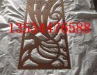 铝板雕刻花格,酒店高档装饰不锈钢玫瑰金屏风厂家