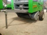 曲阜圣隆机械 小麦秸秆捡拾打捆机购机上门安装调试
