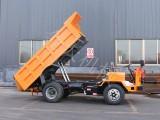 山东全新8吨矿用四不像井下自卸车有矿安证的翻斗车