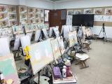济南高考美术画室,乐艺成功为你而来