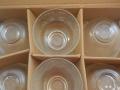 玻璃碗透明 套装