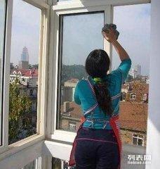 贵阳小河家政保洁公司 开荒保洁 玻璃清洗 小河家政公司
