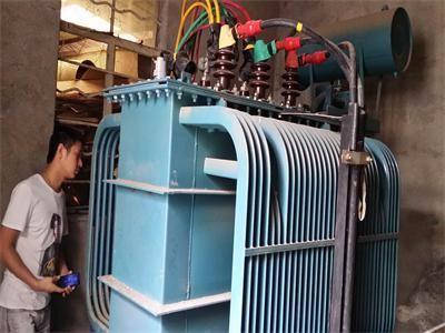 镇江变压器回收 二手变压器回收可信赖的