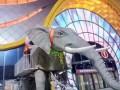 绵阳机械大象出租展览 机械大象出租租赁价格