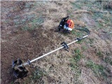 背负式打除草机 小型松土割草机