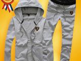 2015春季男装卫衣套 欧美新款运动品牌