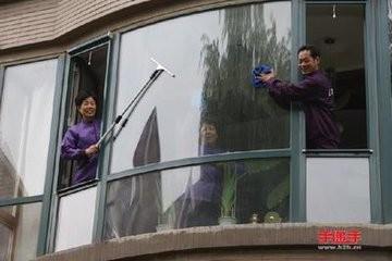 南京建邺区集庆门大街万达广场苏宁睿城周边保洁公司