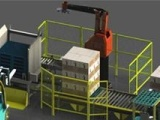 全自动码垛机器人码垛机械手在合肥奥博特自动化设备有限公司