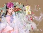 中国风汉服摄影服民国旗袍装租赁