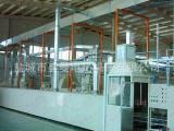 厂家供应 热处理加热设备 达克罗(DACROMET)涂覆生产线