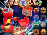 正品蛋神2 爆蛋飞陀玩具套装 蛋神奇踪对战陀螺玩具 淘宝热销批发