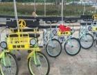 双排观光自行车转让