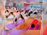 广州天河岗顶瑜伽普拉提健美操肚皮舞形体课健身班