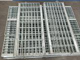 武汉镀锌钢格栅板批发厂家 钢格板