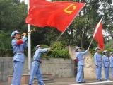红色团建去-红色旅游团建培训什么