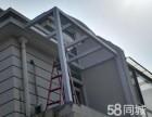 昌平区复式二层钢结构夹层搭建楼梯护栏焊接