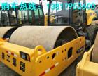 株洲二手压路机买卖市场 旧30吨胶轮价格