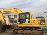 兰州小松200和220等二手挖掘机出售沃尔沃二手挖掘机