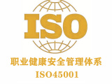 杭州运用ISO45001认证