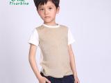 五色藤男童2014短袖打底衫 韩版男孩t恤 潮中小童装儿童圆领上