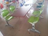 塑钢餐桌椅,员工塑钢餐桌椅广东鸿美佳厂家供应