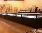 济南出租展柜,租赁玻璃展柜,出租沙发皮凳
