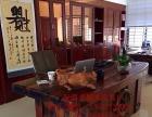 恩施实木家具办公桌茶桌椅子老船木客厅家具沙发茶几茶台餐桌案台