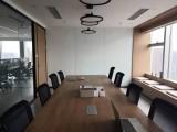 北京华美文仪厂家白板会议室钢化磁性玻璃白板超白白板直销