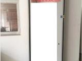 自动人体红外线测温安检门