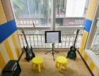 余晓维金手指现代音乐 专业吉他 钢琴 架子鼓学校