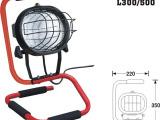 便携式投光灯,可移动应急工作灯 户外led工作灯 多功能强光灯