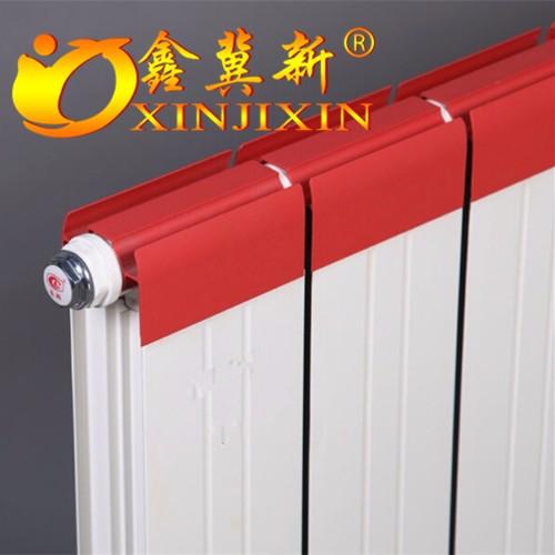 钢铝复合散热器规格 家用钢铝复合暖气片厂家规格-鑫冀新