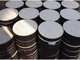 橡胶支座/板式/盆式/圆形 GJZ GJZF4四氟滑板支座