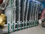 四川德陽PVC草坪圍欄 塑鋼花園欄桿