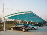 河南专业的户外汽车棚公司——漯河汽车棚厂家