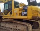 眉山低价出售小松200 小松240二手挖掘机免费送货 可质保