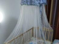 高档婴儿床,宽600cm长1.2m。
