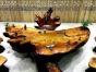 金丝楠木根雕茶几整体树根茶台鸡翅木花梨木实木功夫茶桌茶艺桌