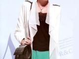 雨腾专柜正品韩版时尚假两件套女式皮衣 品牌女装外套批发可混批