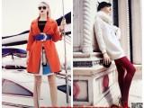 杭州欧麦娅休闲冬装高端品牌女装折扣尾货批发价格