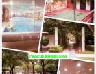 汇锦城二期90平三房新房新装修全新电器实木地板家具