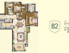 朗诗新西郊!西郊国宾馆 限飞限高区 高绿化低密度!新房