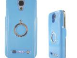 创技达品牌三星S4背夹电池 指环背夹i9500指环支架戒指型移动
