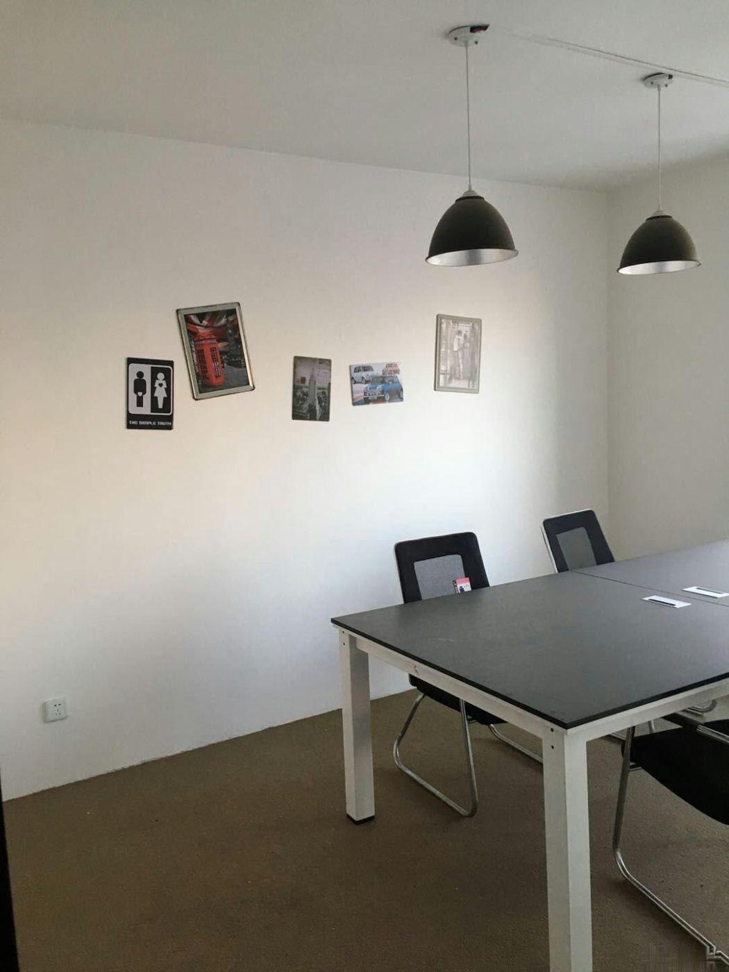 电子二路 荣禾城市理想 写字楼 200平米 带家具